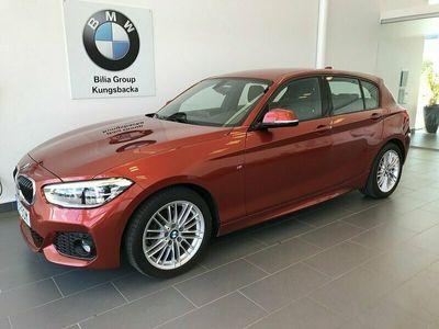 begagnad BMW 118 i 5-door M Sport