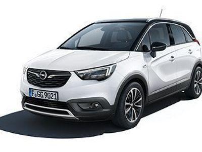 gebraucht Opel Crossland X Enjoy 1.2 81HK Manuell
