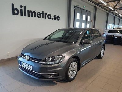 begagnad VW Golf LIM 4MOTION 2.0 TDI 150HK 7 D