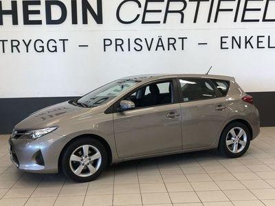 begagnad Toyota Auris 1,6 (135hk) V-HJUL / BLUETOOTH