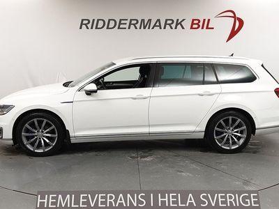 begagnad VW Passat 1.4 Plug-in-Hybrid Sportscombi (218hk) Driver assist