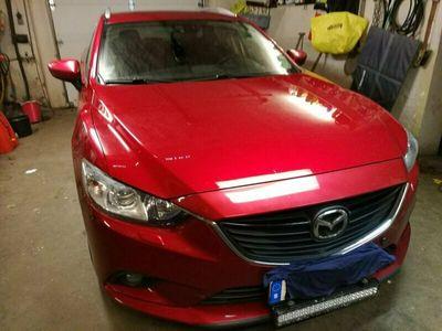 begagnad Mazda 6 Wagon 2.2 SKYACTIV-D Automat Euro