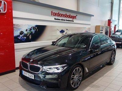 begagnad BMW 540 i xDrive M-Sport Nypris 816.300:-
