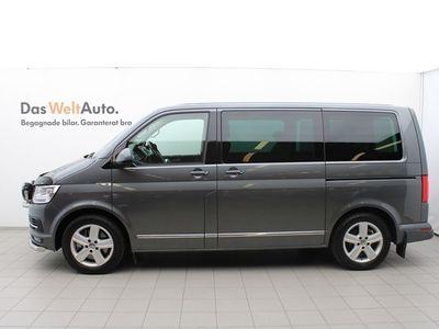 begagnad VW Multivan HL 204HK TDI DSG/4M/Plus/Drag/DCC/Värmare/Dynaudio