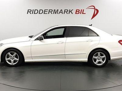 begagnad Mercedes 250 E-KlassAMG 204hk/NAVI/PANO/NYSERVAD