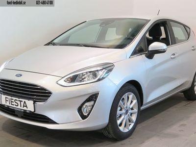 begagnad Ford Fiesta Titanium 1.0 EcoBoost