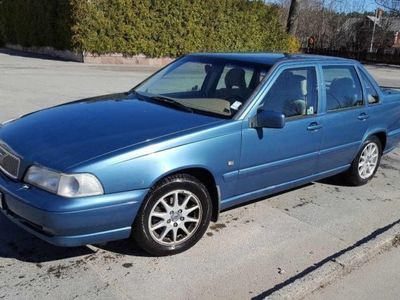 used Volvo S70 2.5 Automatisk, 144hk -97