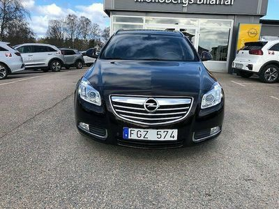 begagnad Opel Insignia Sports Tourer 2.0 CDTI 4x4 160hk
