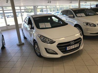 begagnad Hyundai i30 5d 1,6 Crdi 136 Hk. Go Edition Ec -17