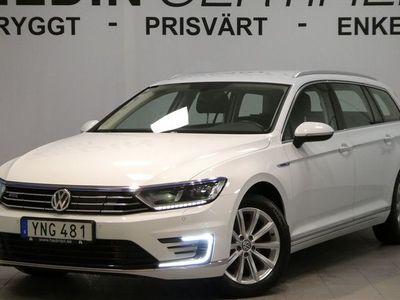begagnad VW Passat GTE 1.4 TSI DSG Drag V - hjul