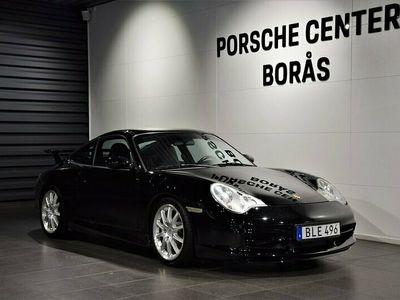 begagnad Porsche 911 Carrera 996 GT3 optik