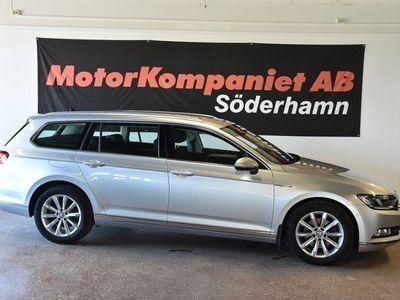 begagnad VW Passat SC 2.0 TDI SCR 4Motion E 6 190hk