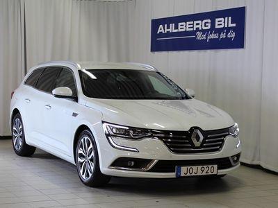 begagnad Renault Talisman Energy dCi 160 Intens EDC II, Nybilsgaranti t.o.m. 04-2023, Elbaklucka, Massagefunktion framsäten, Minnesfunktion förarstol