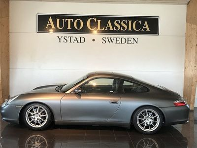 second-hand Porsche 911 Carrera 996 2