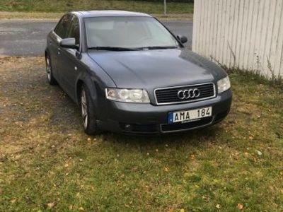 begagnad Audi A4 220hk -02