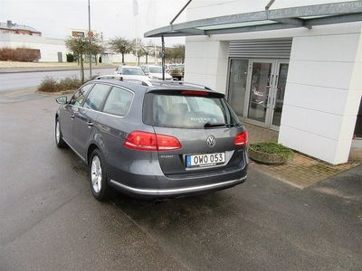 begagnad VW Passat TSI160 MASTERS