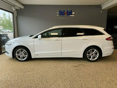begagnad Ford Mondeo Kombi 2.0 TDCi AWD Aut