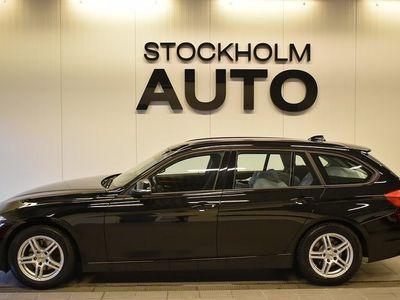 begagnad BMW 320 d Touring Sportline / B-Kamera / Drag