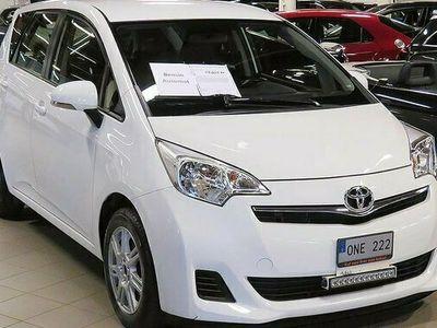 begagnad Toyota Verso-S S Årsskatt 492 Kr