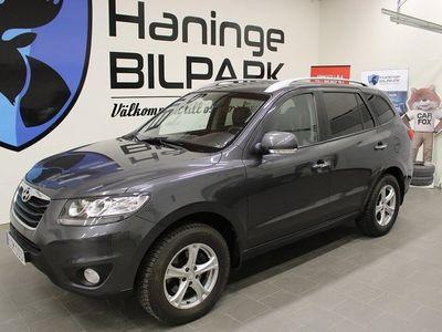 begagnad Hyundai Santa Fe 2.2 CRDi / Kamkedja / 7-sits