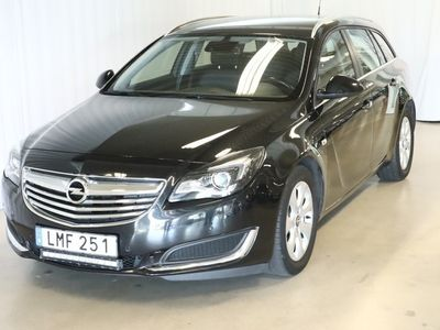 begagnad Opel Insignia HolmgrensEdition Kombi 2.0 CDTI M6140hk