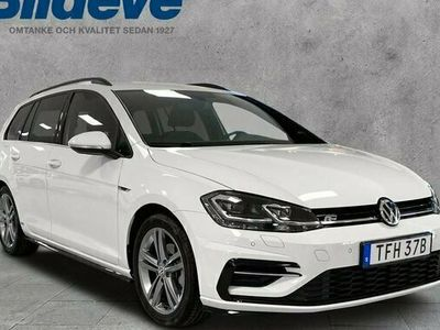 begagnad VW Golf Sportscombi R-line Sportskombi 1,5TSI 2020, Kombi Pris 229 800 kr