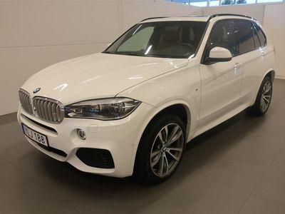 begagnad BMW X5 40d Innovation Night Vision