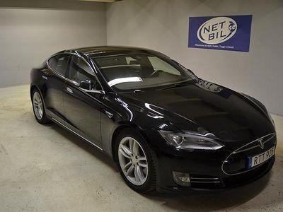 gebraucht Tesla Model S 70D Panorama Premium Package 334hk