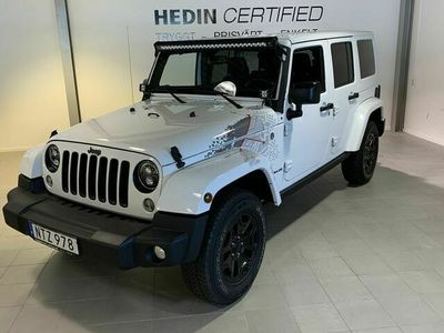 begagnad Jeep Wrangler Unlimited 3,6 V6 284HK