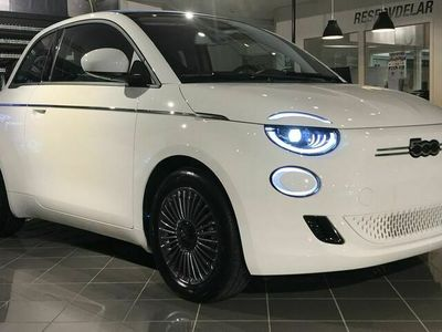 begagnad Fiat 500C ICON BEV CAB*Helt Nya 500 El* 42kwh