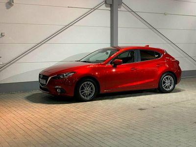 begagnad Mazda 3 2,2 DE 150 Hk Optimum Automat Dieselvärmare