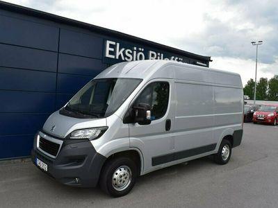 begagnad Peugeot Boxer Van PRO+ L2H2 11,5m3 335 BlueHDi 130 S&S *Värmare*