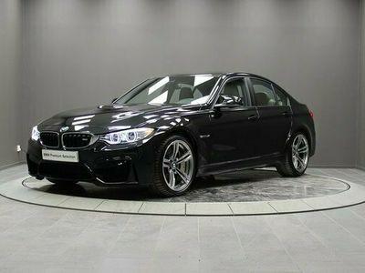 begagnad BMW M3 DCT 1,95%/ Navigation/ Harman Kardon