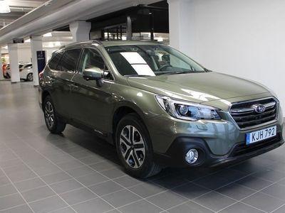 begagnad Subaru Outback Active Hedin Bil Akalla