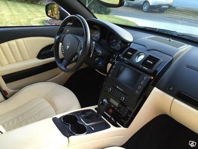 begagnad Maserati Quattroporte 4.7 S / Facelift -10
