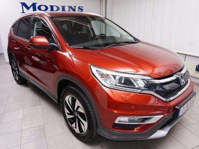 begagnad Honda CR-V 2.0 I-VTEC 155Hk 4WD (Nav+Drag)