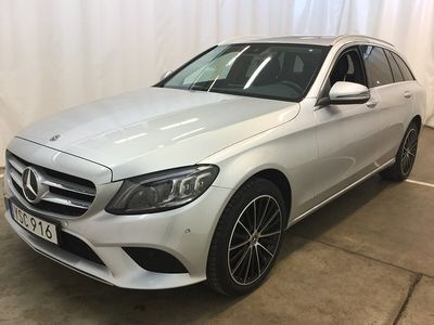 gebraucht Mercedes 220 C4MATIC 9G-Tronic Premiumpaket