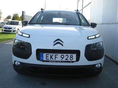 begagnad Citroën C4 Cactus e-HDi 92 ETG6=Automat FEEL