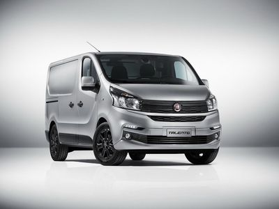 brugt Fiat Talento Skåp L2H1 - 1.6 MultiJet 120 hk (ökad lastvikt)