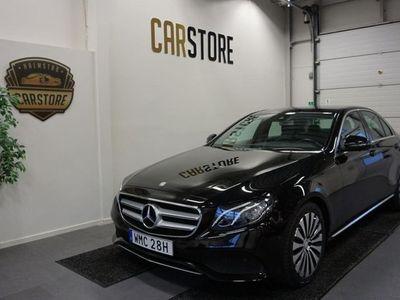 begagnad Mercedes E350 9G-Tronic Euro 6 | Widescreen | Se Spe