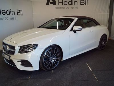 "begagnad Mercedes 300 E-KLASSCabriolet AMG paket ""Fint Utrustad"" -18"