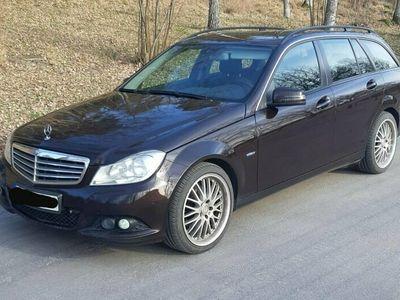 begagnad Mercedes C250 TURB