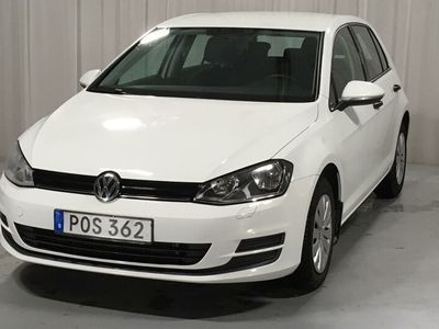 brugt VW Golf VII 1.6 TDI BlueMotion Technology 5dr (105hk)