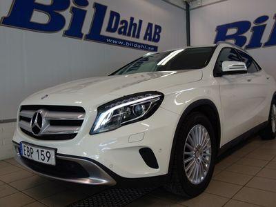 gebraucht Mercedes GLA220 CDI 4MATIC 7G-DCT Euro 6 170hk