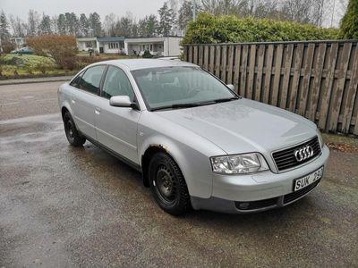 begagnad Audi A6 Sedan 1.8