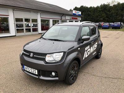 begagnad Suzuki Ignis 1,2 AllGrip 4x4 100 mil