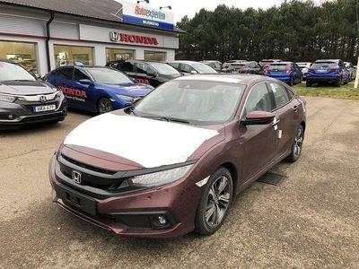 begagnad Honda Civic Sedan 1,5T AUT EXECUTIVE MY20