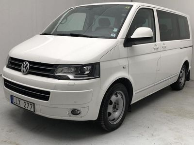 begagnad VW Multivan TransporterT5 2.0 TDI 4MOTION