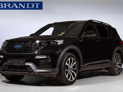begagnad Ford Explorer Plug-In-Hybrid St-Line