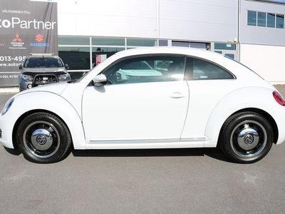 gebraucht VW Beetle THE1.2 TSI BlueMotion Vinter Euro 6 105hk*MYCKET FIN!*